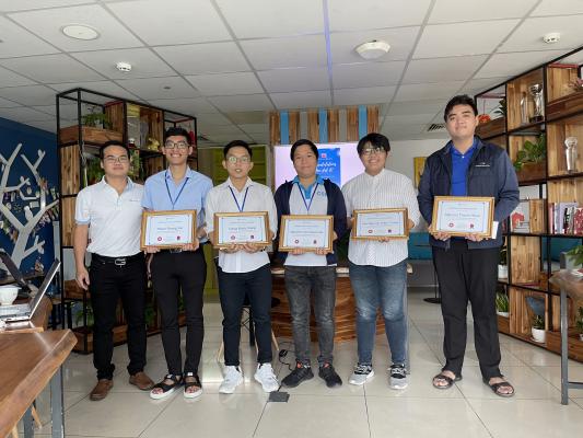 Svtech Scholarship Trao Tại Vphcm