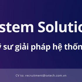 System Solution